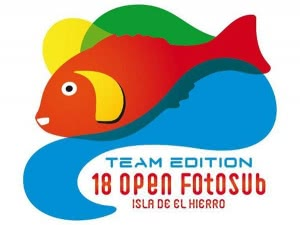 18 Open Fotosub Team Edition Isla de El Hierro